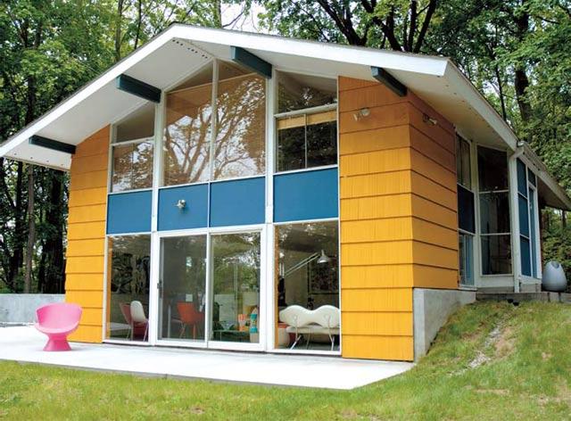 Karim Rashid's holiday house