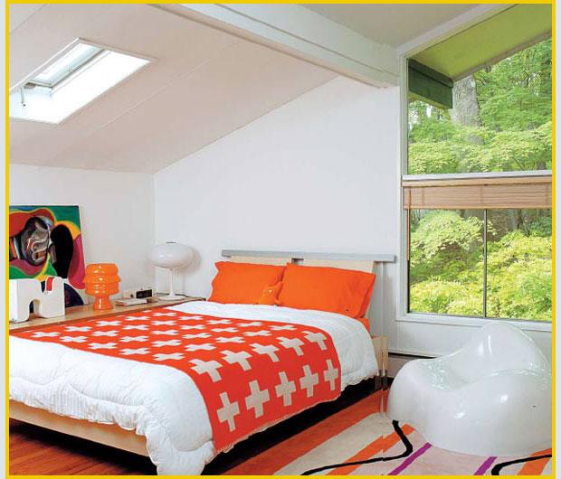 Rashid's bedroom
