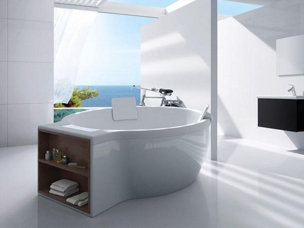 Round bathtub Circular Roca Model