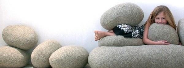Stone Sofas