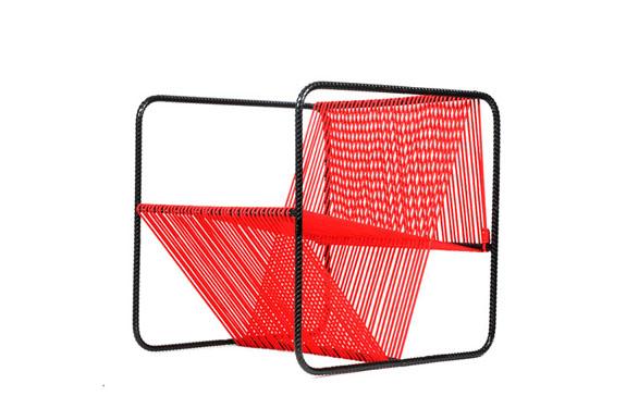Chair designed by Matias Ruiz Melbran