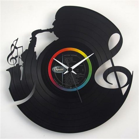 Jazz Clock