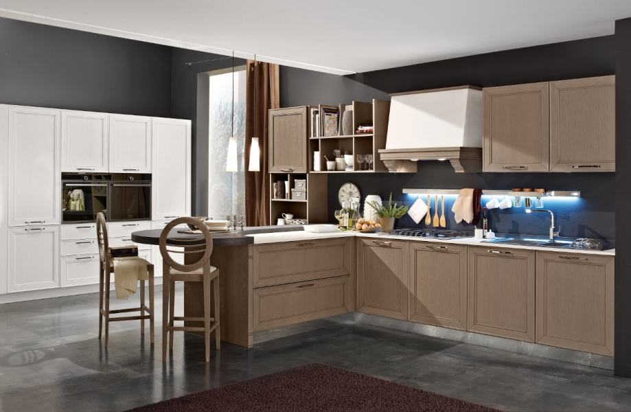 Kitchen by Stosa