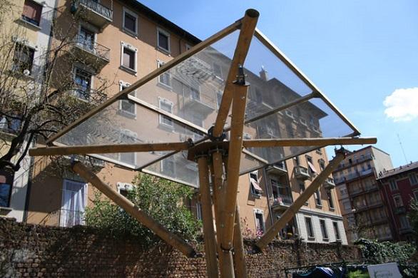 Bamboo Photovoltaic