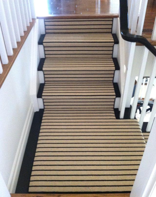 Amazing carpet runner