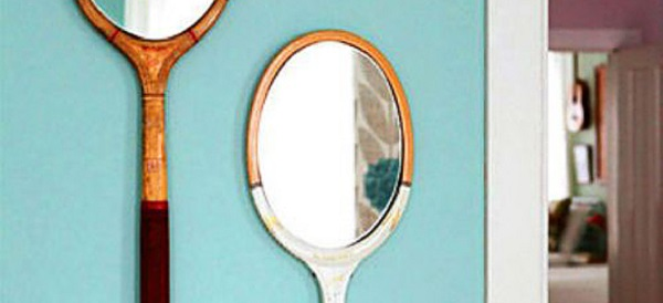 Old rackets - Mirrors
