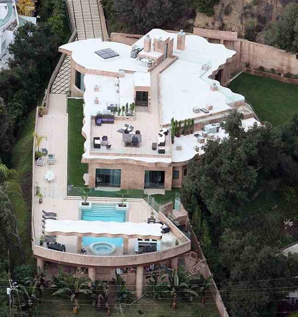 Rihanna's Mansion
