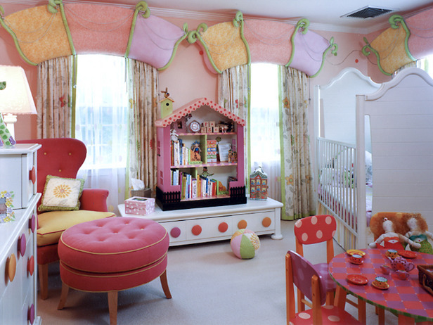 decorating your kids' room