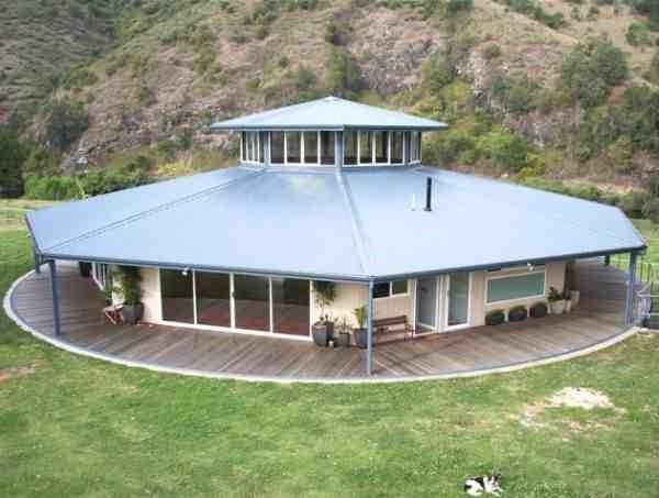 Everingham Rotating House