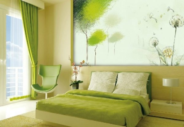 bright-green-bedroom-curtains