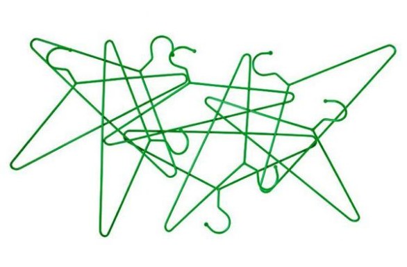 Green Hangers