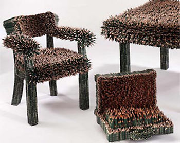 Pencil Chairs
