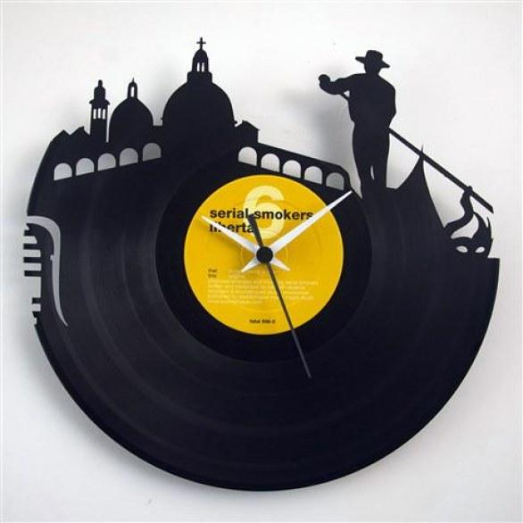 Gondola Clock