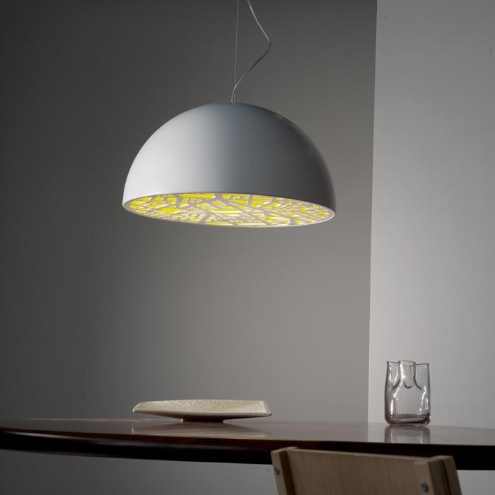 Yellow Street Lamp