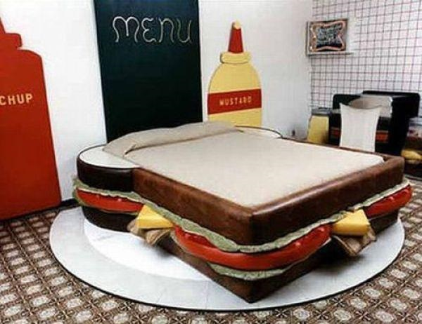 Tost bed